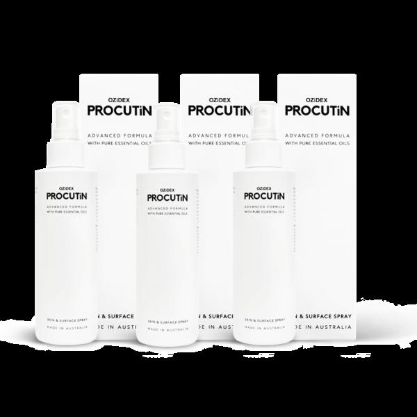 PROCUTiN PACK x3-front   ozidex