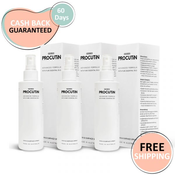 procutin pack3-demodex mites treatment product