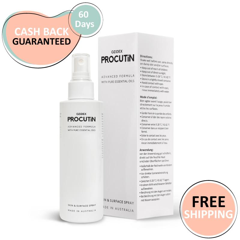 procutin-demodex mites treatment product